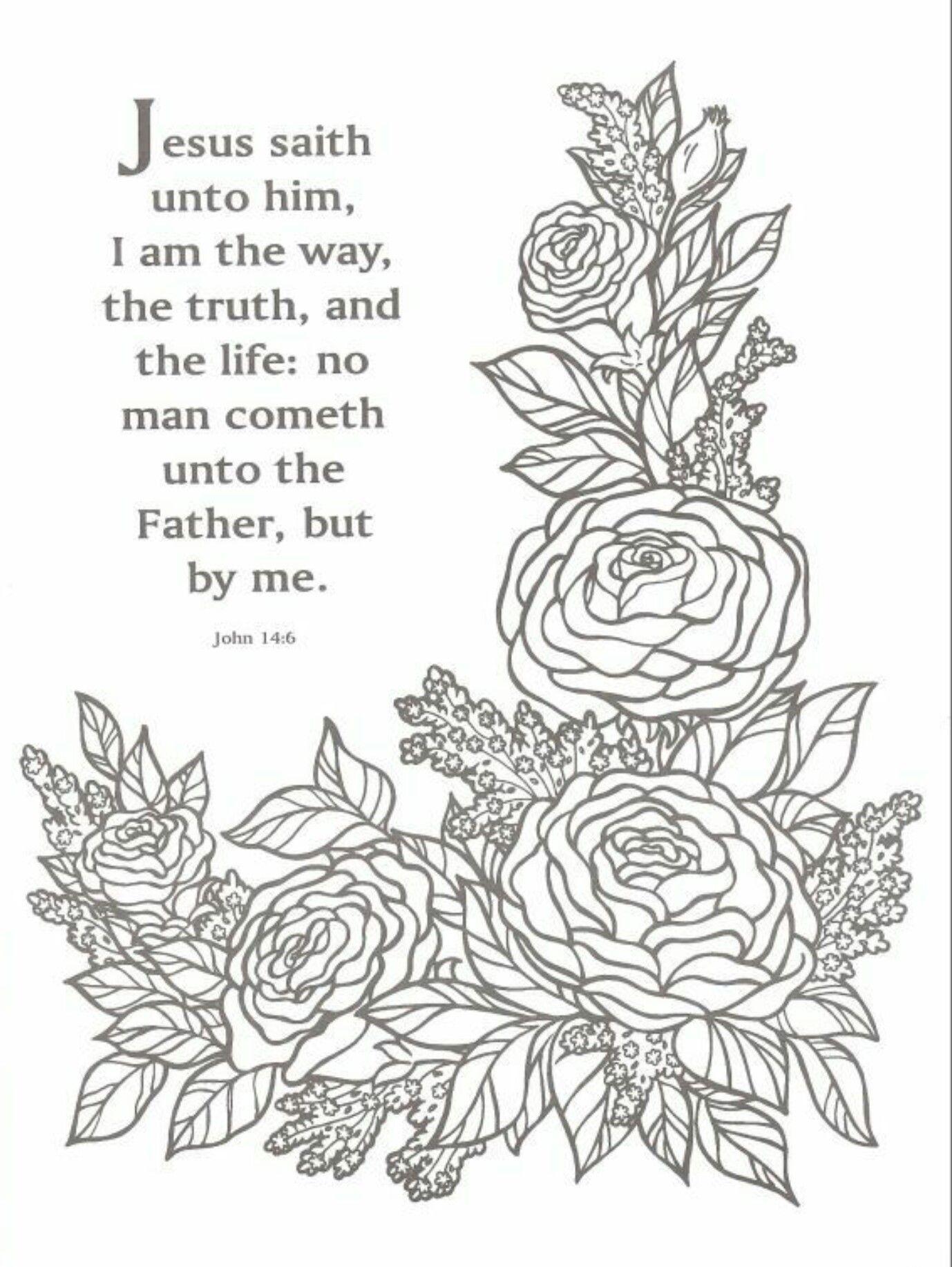 Pin by marisa maciel on DESENHOS  Bible verse coloring, Bible