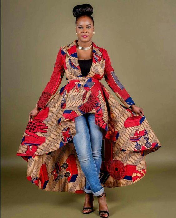 Top Ten Trendy Ankara Styles For Ladies In 2020 African Fashion African Clothing Styles African Clothing