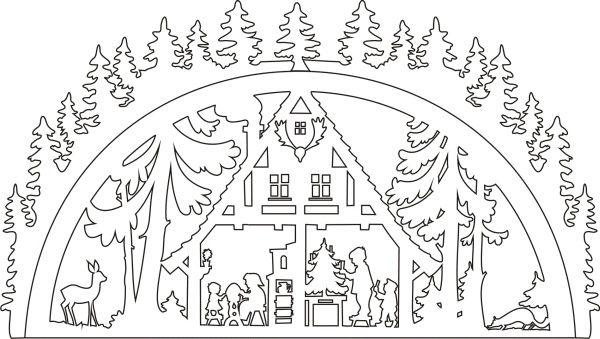 Bastelbedarf Montagezubehor Vorlage Schwibbogen Waldhaus Holzkunst Aus Dem Erzgeb Laubsage Vorlagen Weihnachten Weihnachtsschablonen Holz Basteln Weihnachten