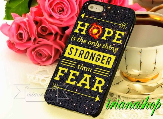 the hunger games hope quotes  for iphone4/4s, iphone 5, iphone 5s, iphone 5c and Samsung galaxy s3, Samsung galaxy  s4 case