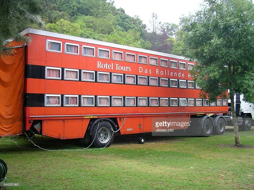 Tour rotel Rotel Tours