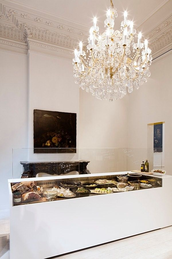 Boxy Fine Foods, Ghent, counter