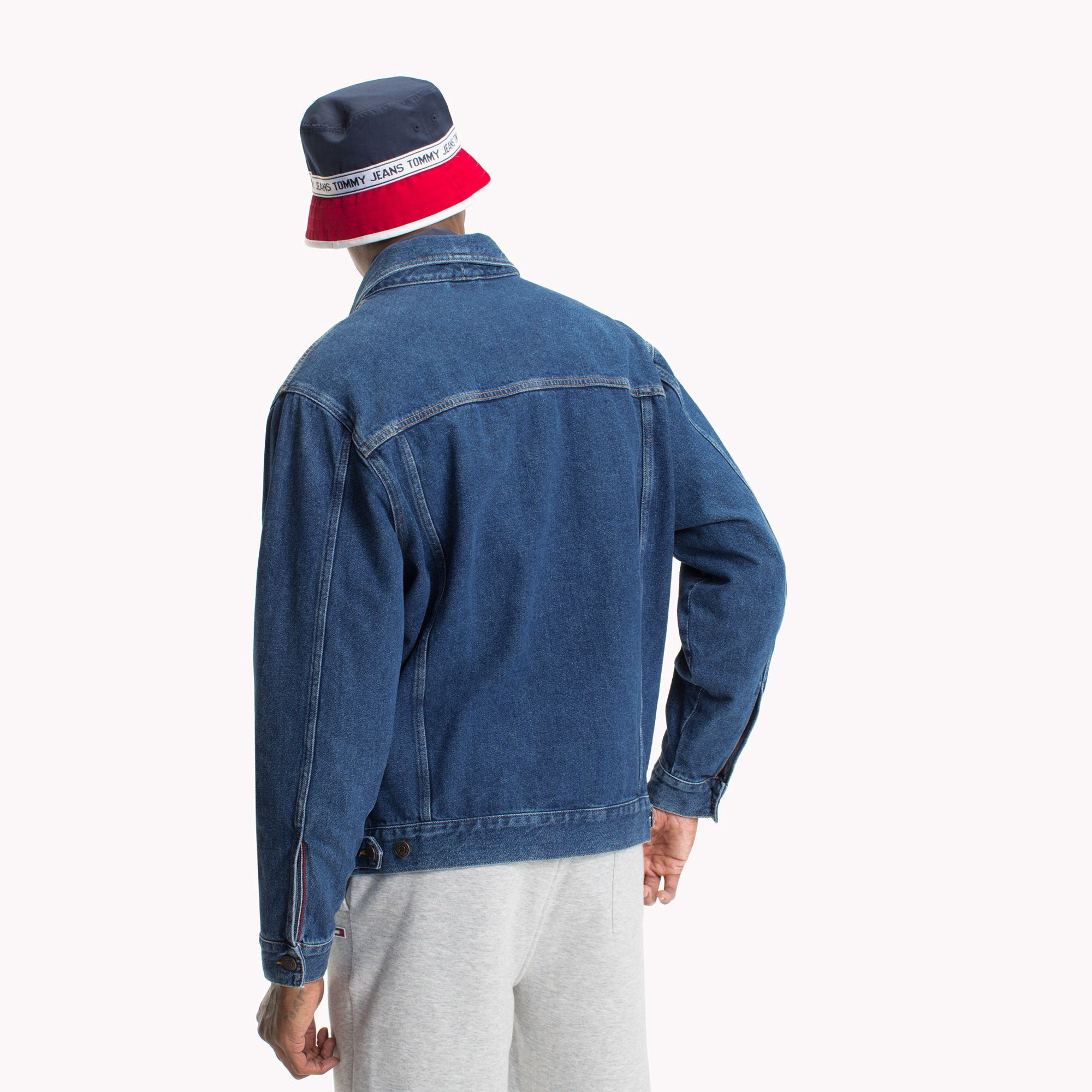5c81af310 Tommy Hilfiger Jeans Xplore Jean Jacket - S   Products   Tommy ...