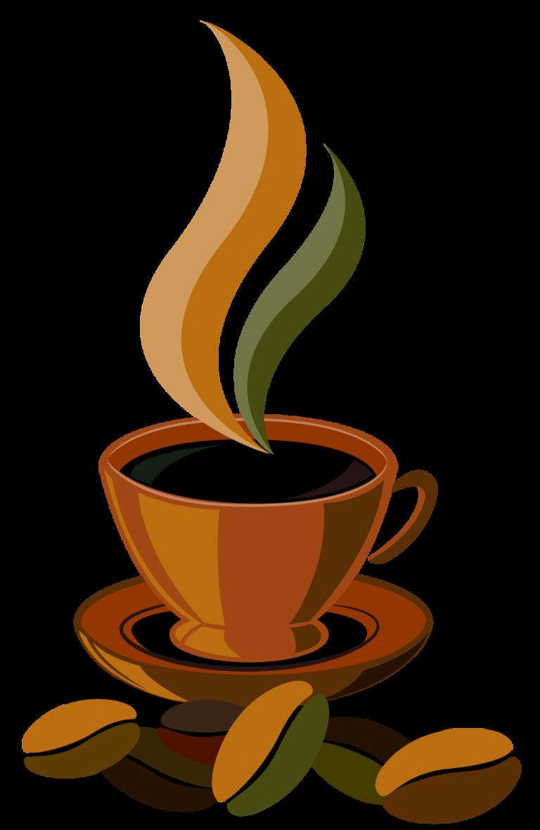 Coffee Clip Art Image Free Download 2019 Ilustrasi, Lukisan