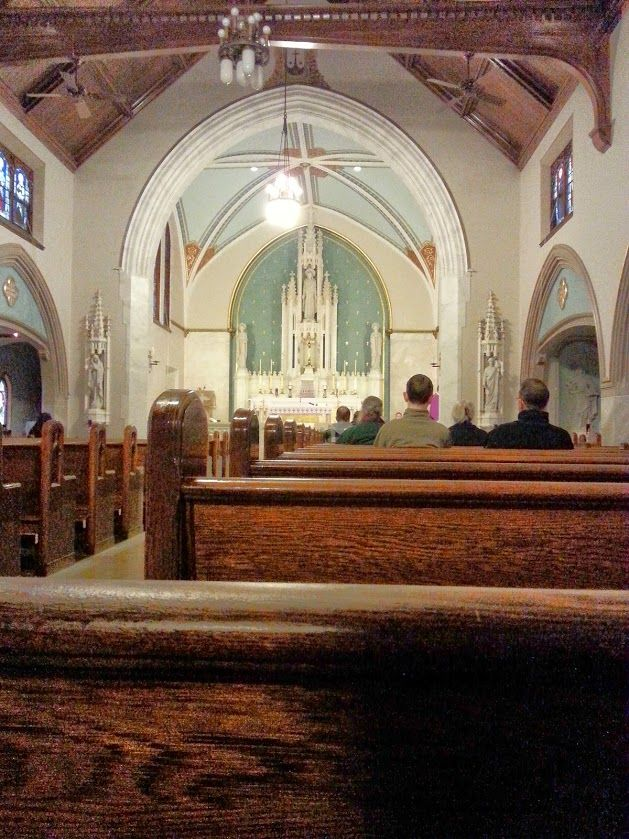 Chapel of the Carmelite Monastery  Buffalo, NY | New York