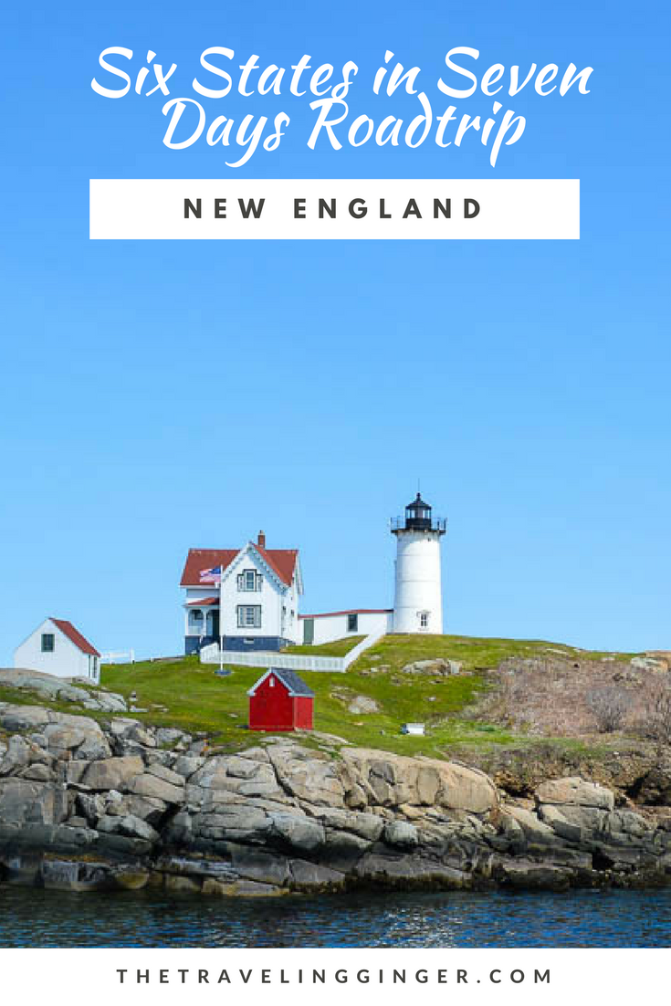 How to road trip Six states in Seven days in New England USA. Roadtrip through Vermont, Maine, New Hampshire, Connecticut, Rhode Island and Massachusetts in six days. Explore all of the North Eastern USA in a week. #usaroadtrip #newengland #newenglandroadtrip