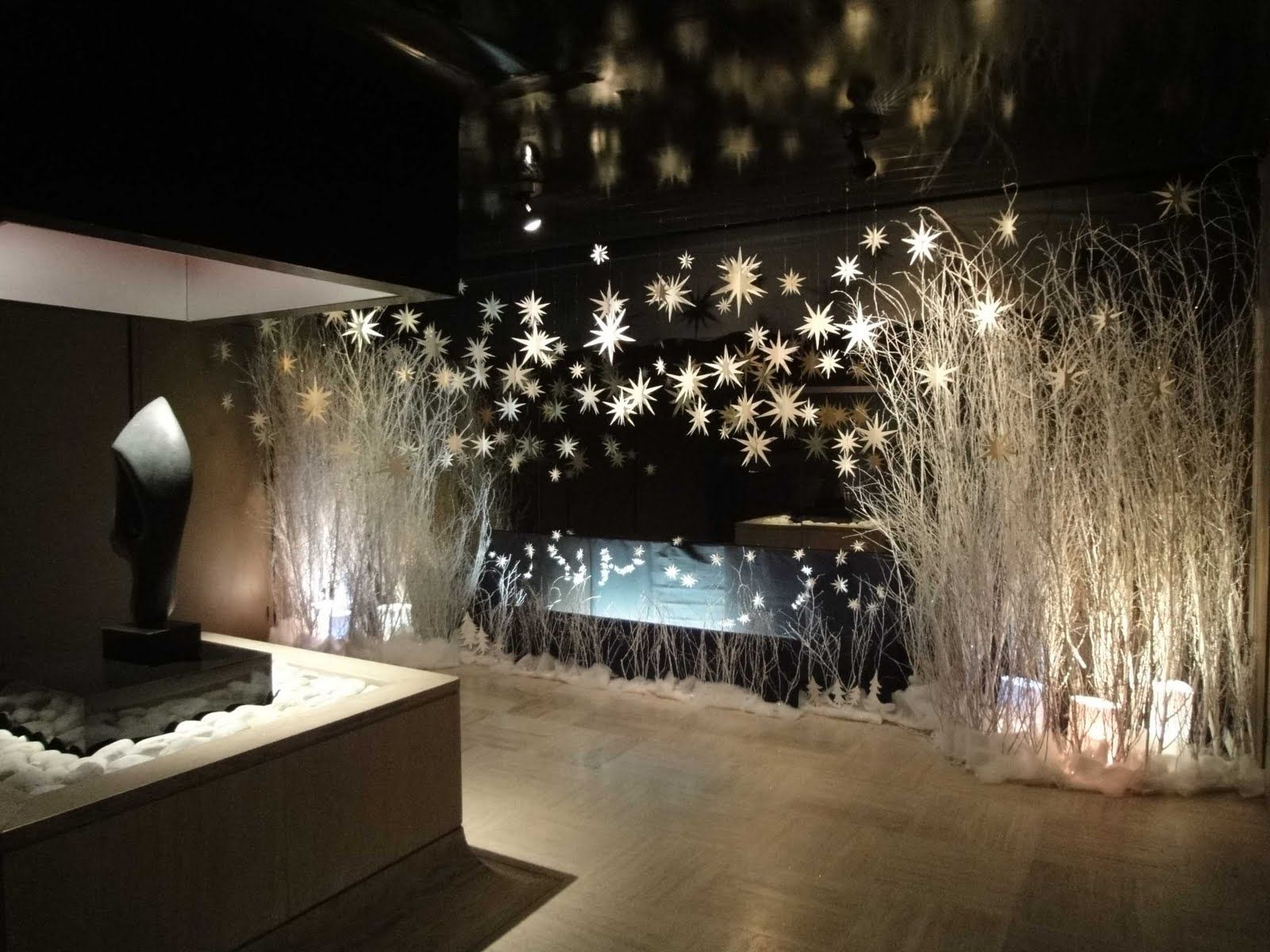 Christmas Eve Decorations Ideas for a Corporate Christmas Party in London