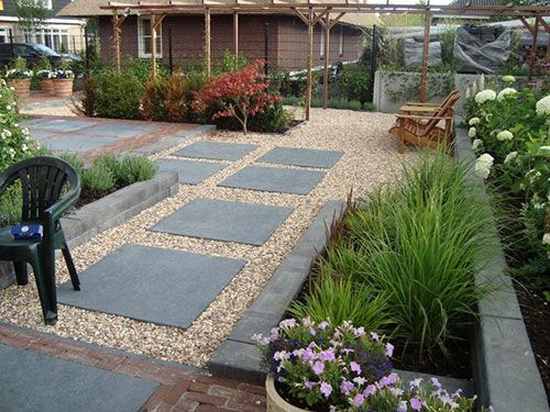Prijzen kiezelstenen oprit google zoeken tuin idee n pinterest voordelen van zoeken en - Tuin decoratie met kiezelstenen ...