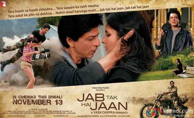 Jab Tak Hai Jaan 2012 Movies Free downloads watch online