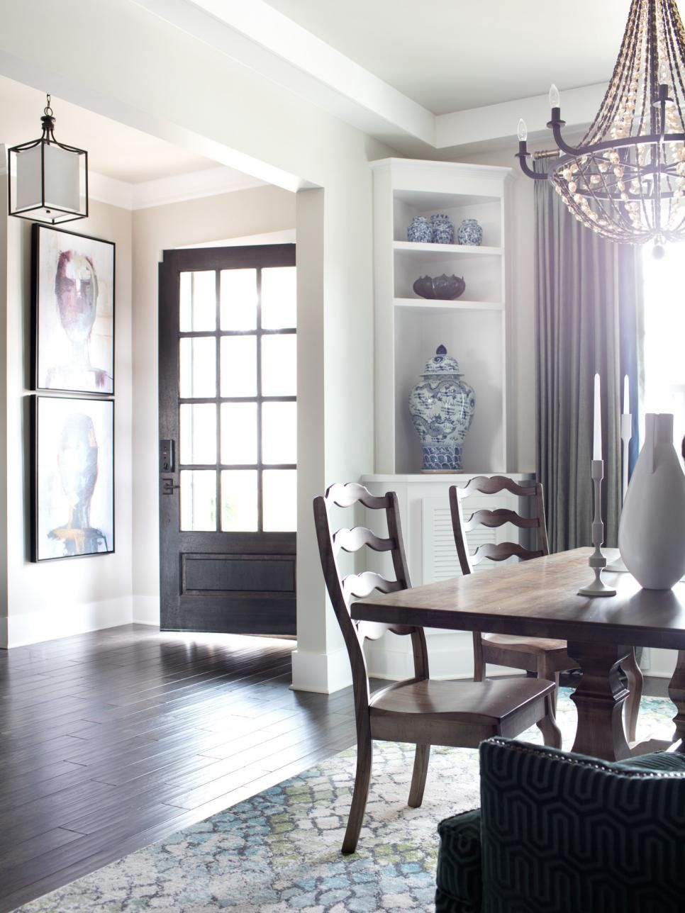 Pictures of the HGTV Smart Home 2016 Dining Room | HGTV ...
