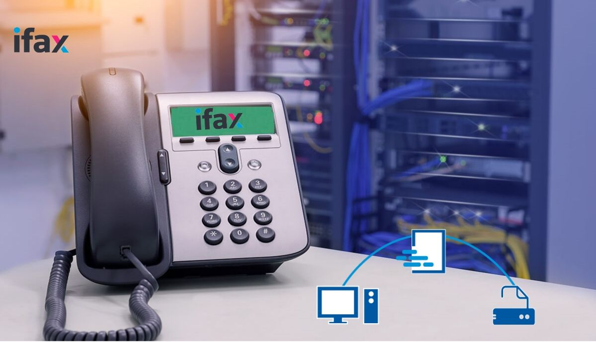 Get familiar with how to connect your fax machine with NBN