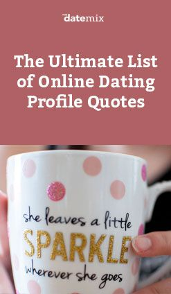 What to say to someone online dating