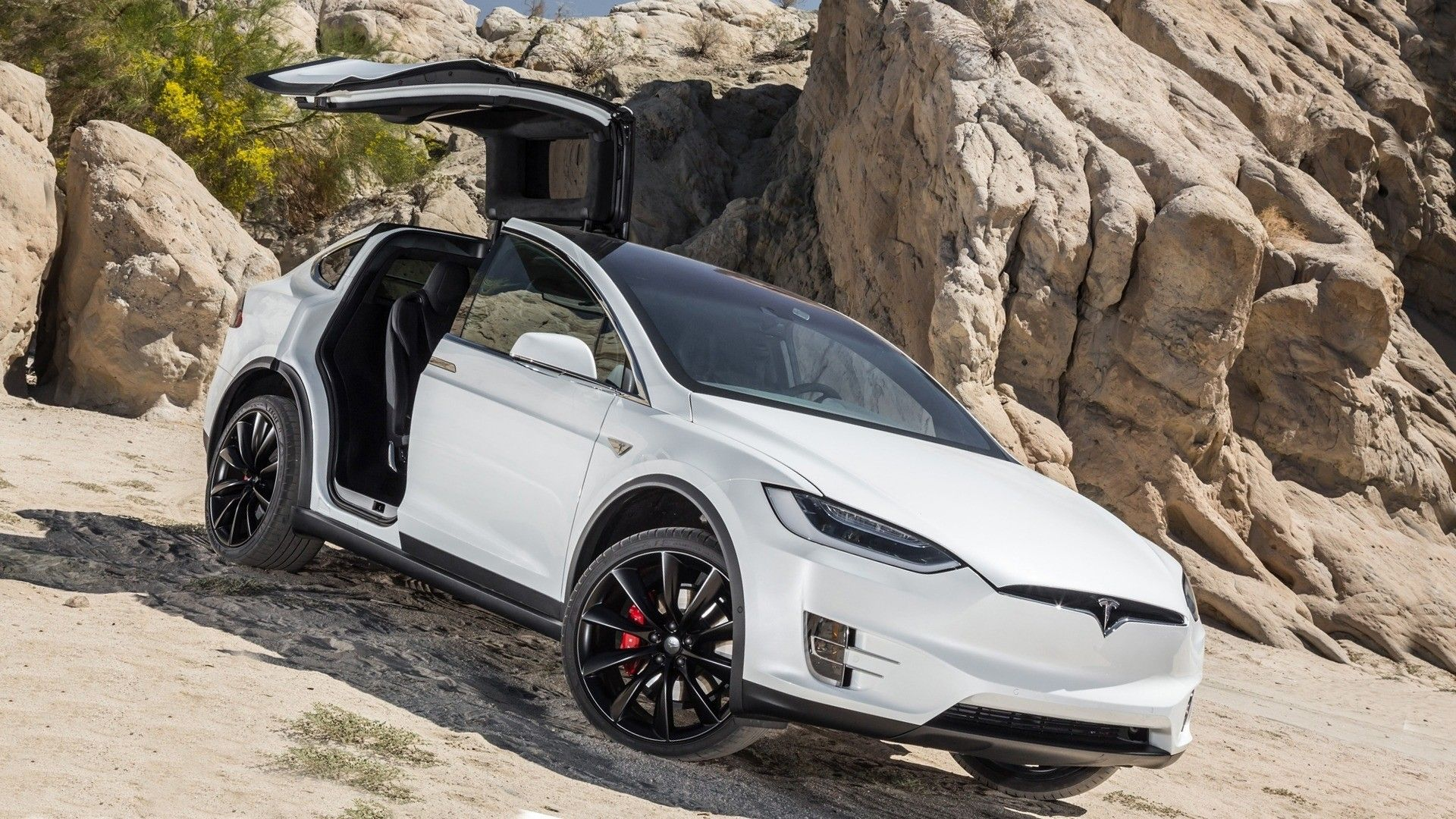 2019 Tesla Model X Redesign Price And Review Tesla Model X Tesla Model Tesla