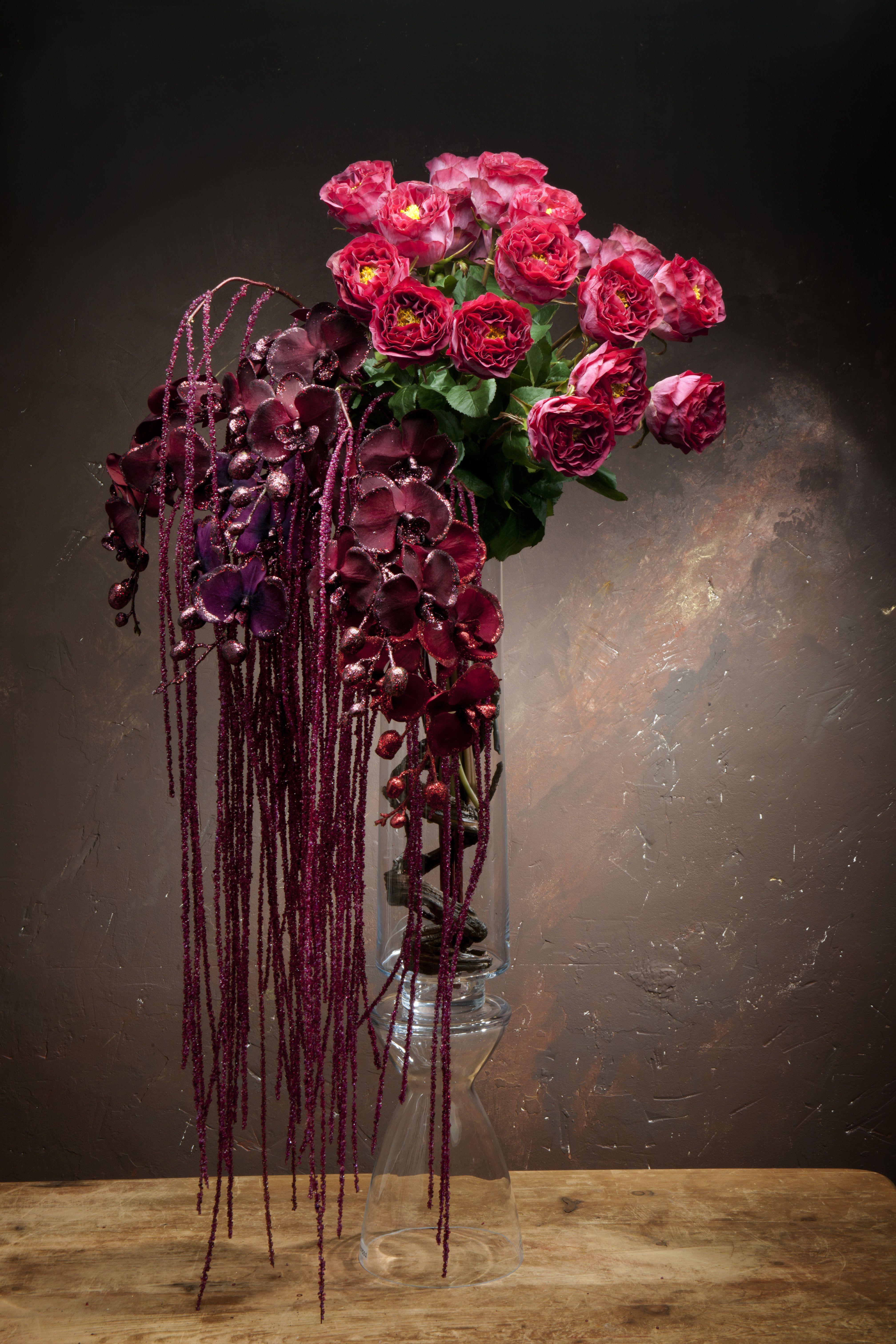 Sia Home Fashion Nueva Coleccion Navidad 2012 Flower Arrangement
