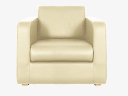 Porto Cream Leather Armchair Armchair Leather Armchair Sofa Armchair