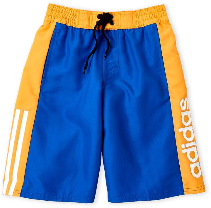 jpd7e23bd adidas boys swim trunks boardshorts clothing