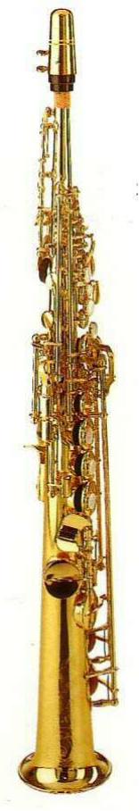 Saxophone soprano
