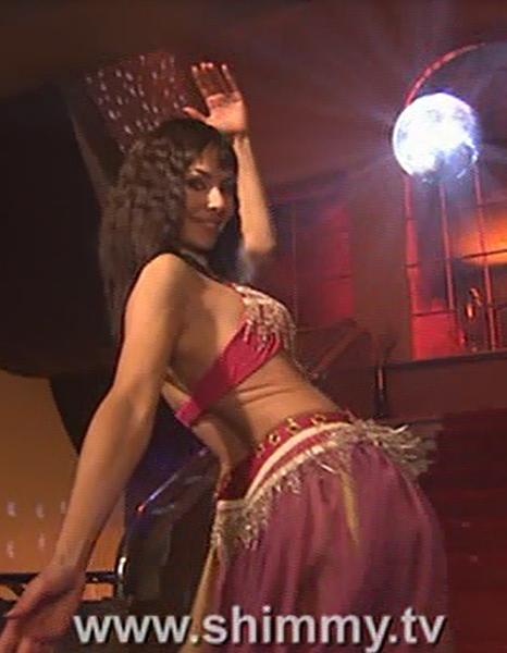 Erotic belly dance dvd
