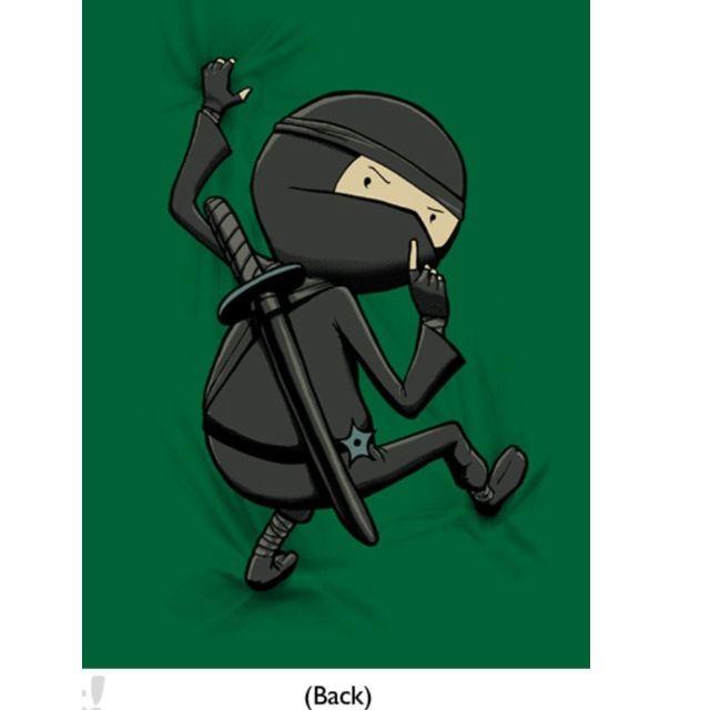 Ninja onesie