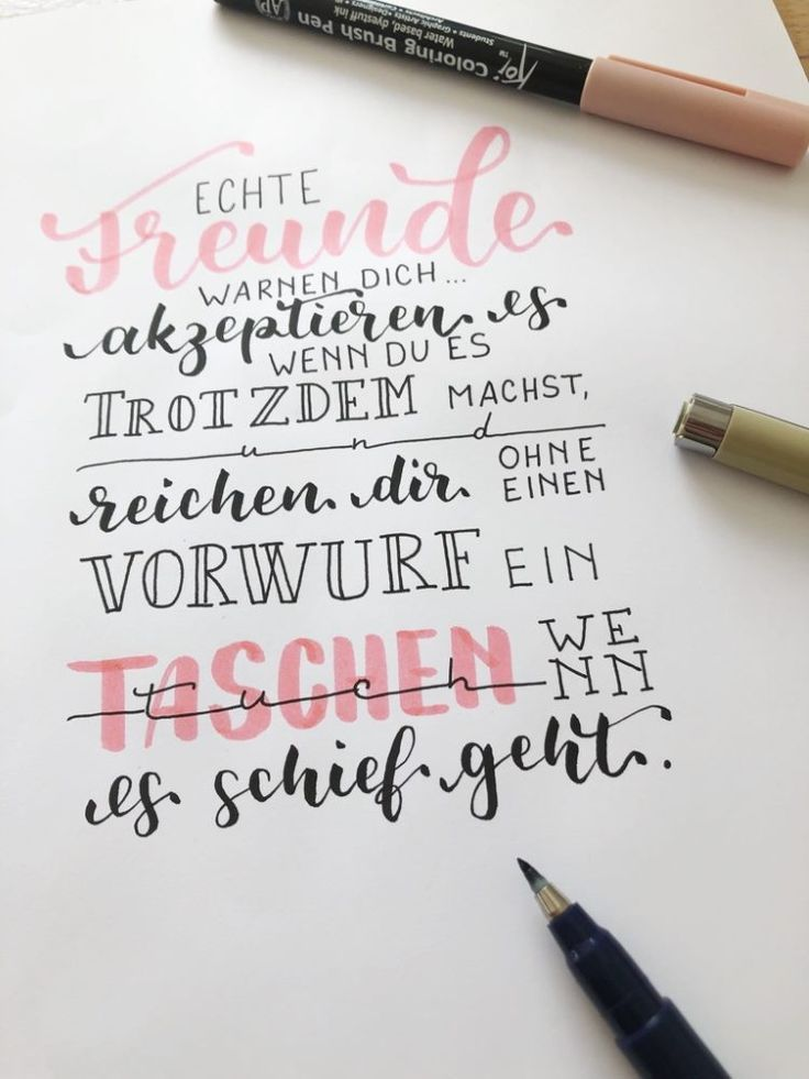 Letter Lovers: katja.visualisiert zu Gast im Lettering Interview
