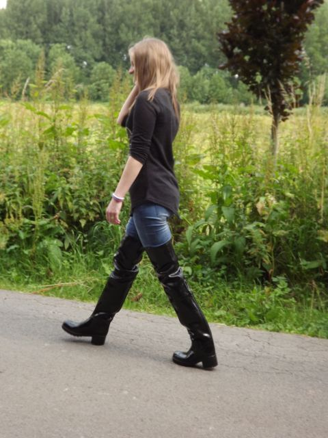 Hunter Wellies, rubber boots thigh boots waders | Boots