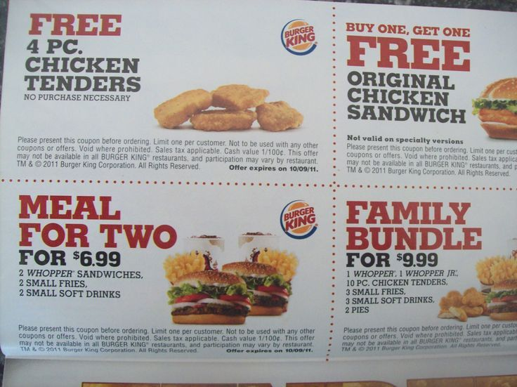 Like repin comment bold fast food coupon like repin