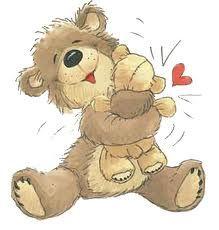 ʕ •́؈•̀ ₎♥                                                           Bear Hug