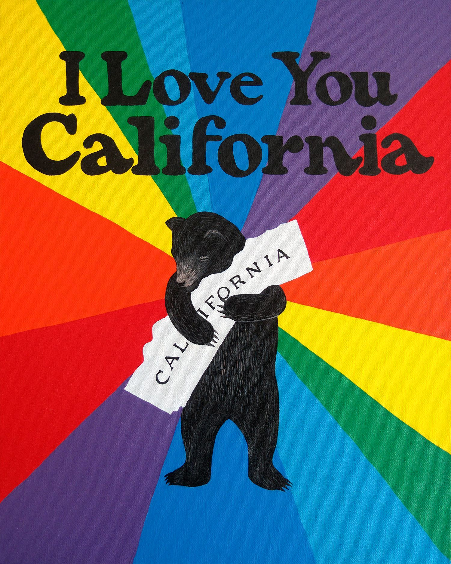 I Love You California\