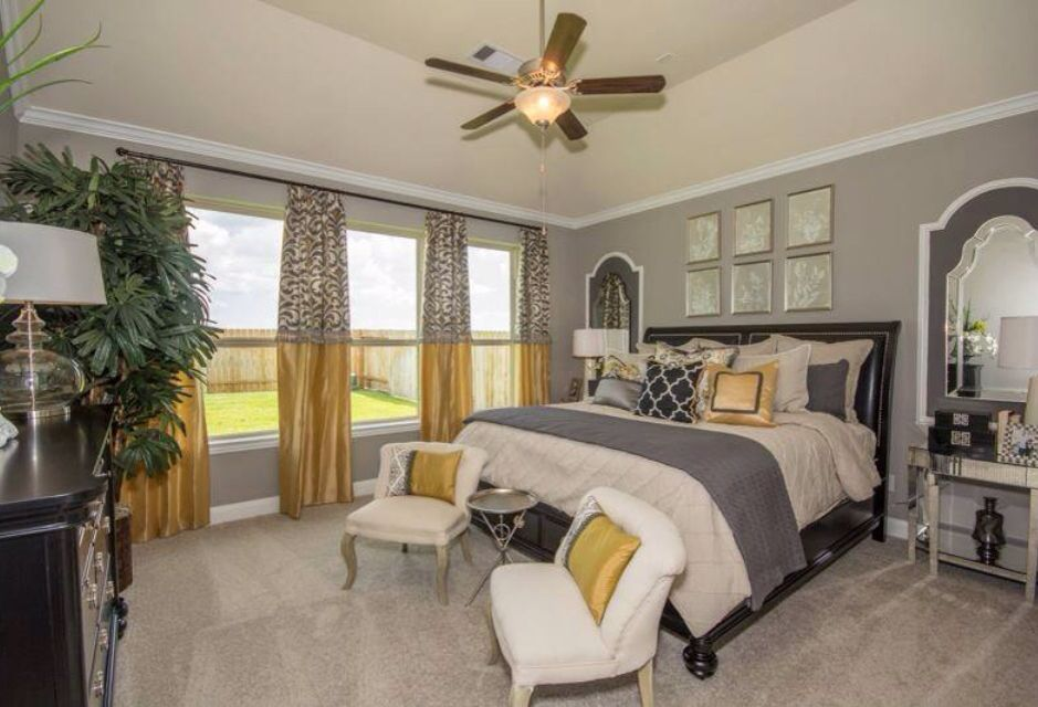 Master Bedroom Retreat Ideas