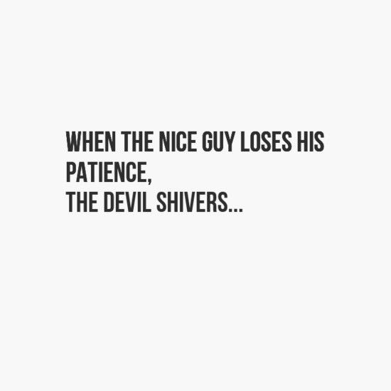 nice guy vs good man