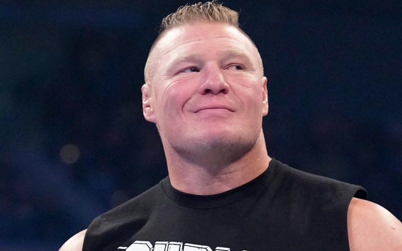 When Brock Lesnar Was Actually Supposed To Quit Wwe Smackdown Brock Lesnar Renee Young Wwe Wrestling News