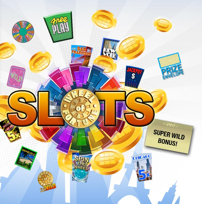 Register now for free to play Wheel Of Fortune® one of GSN