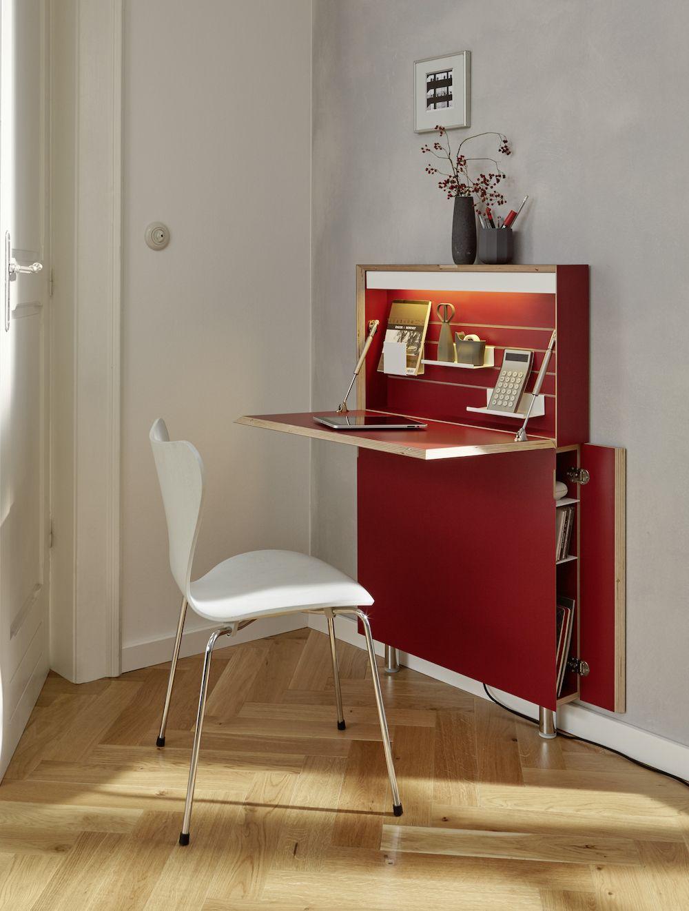 mehrfachmöbel, multifunktion: skagerak push ist spiegel, garderobe ... - Wohnung Mit Minimalistischem Weisem Interieur Design New York