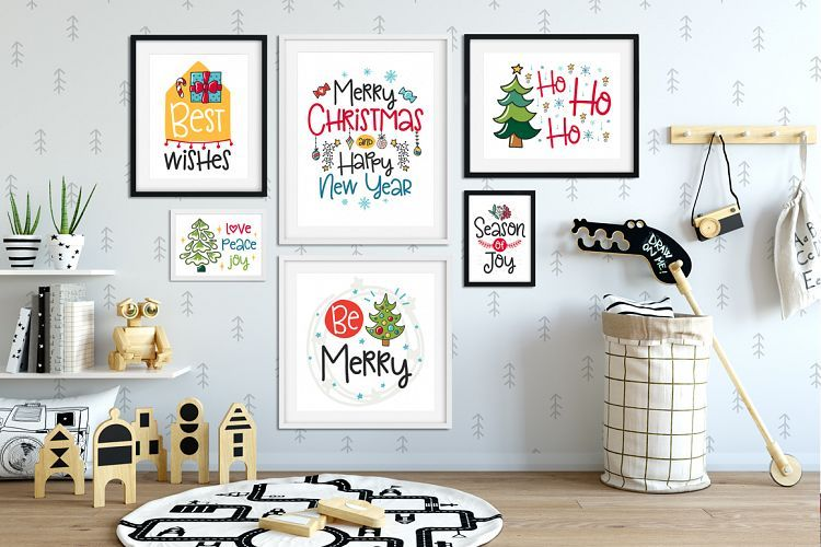 50 Christmas Cards with Quote! example image 3 Best Creative Fonts