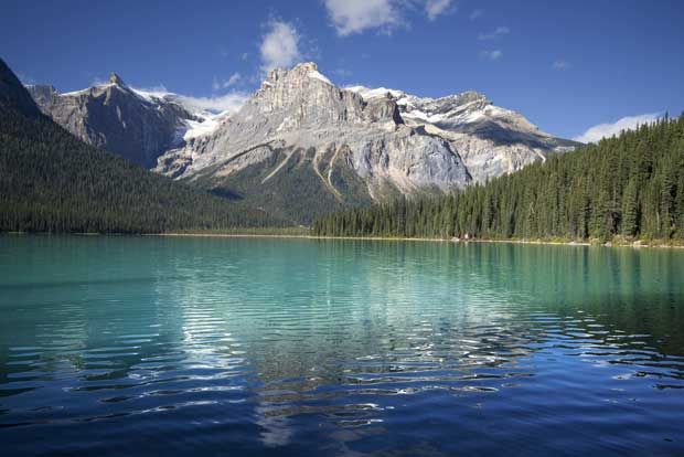 Emerald Lake Canada Adventures Pinterest Emerald Lake - North americas 9 most scenic lakes
