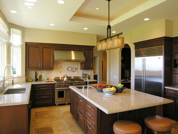 """If U Can Dream It U Can Have It"""" I Swear As Im Looking At Extraordinary Transitional Kitchen Design Review"""