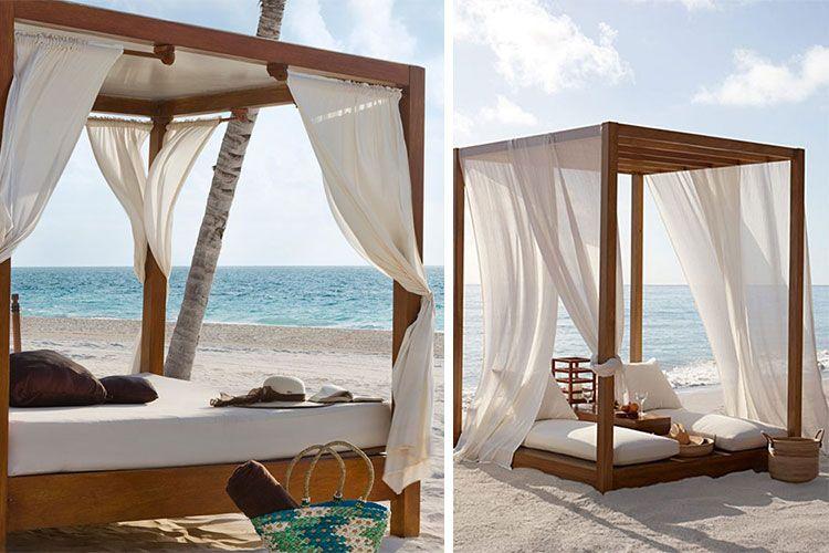 Camas balinesas modernas para exteriores carpinterias for Decoracion de casas balinesas