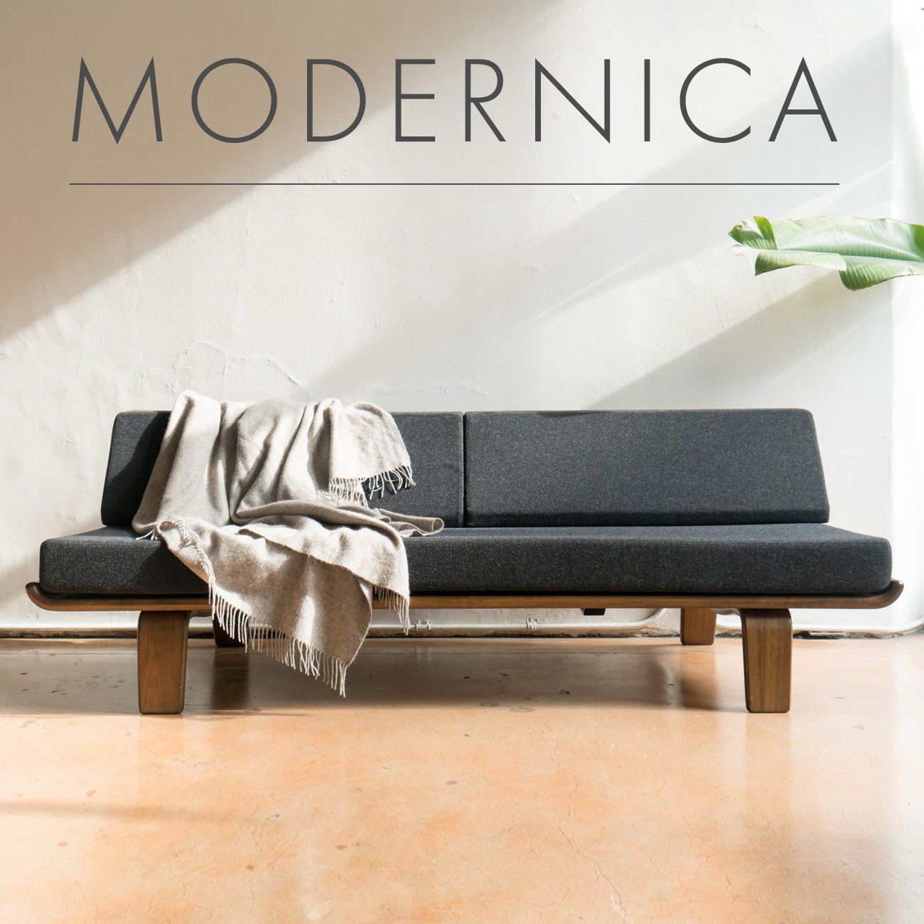 Modernica has been at the forefront of the modernist movement starting with the case study series