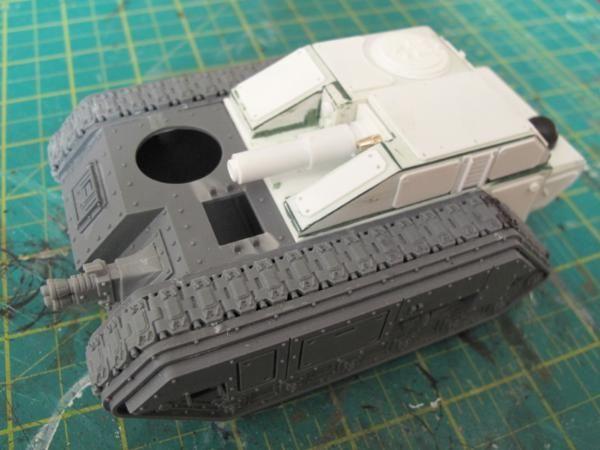STuG conversion kit for a Chimera.