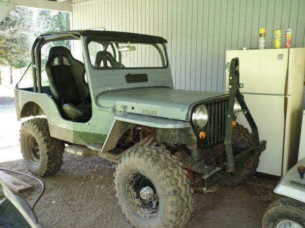 Tow Bar Jeep Jeep Cj Willys