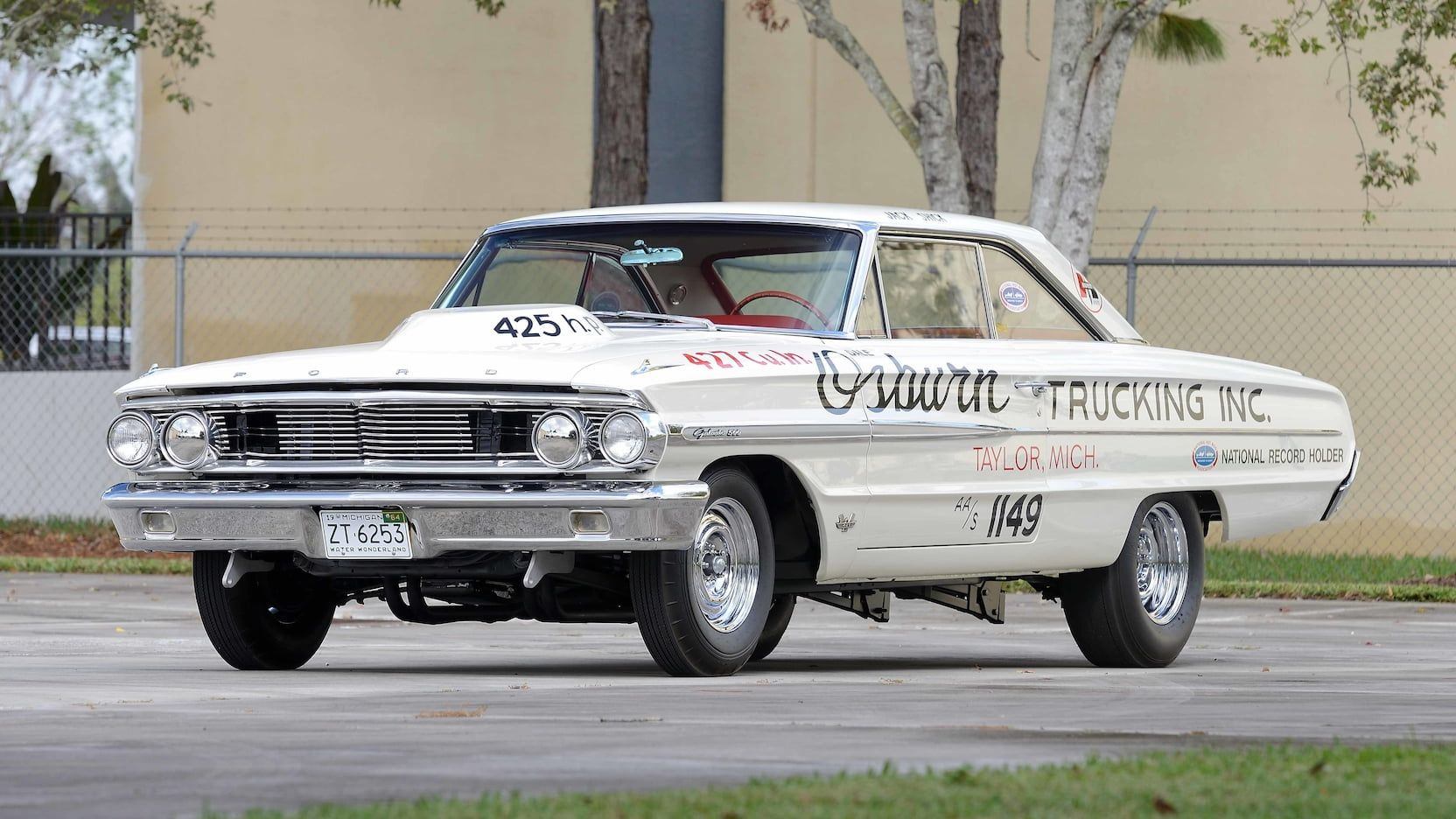 1964 Ford Galaxie 500 Lightweight F125 Kissimmee 2018 Ford Galaxie Ford Galaxie 500 1964 Ford