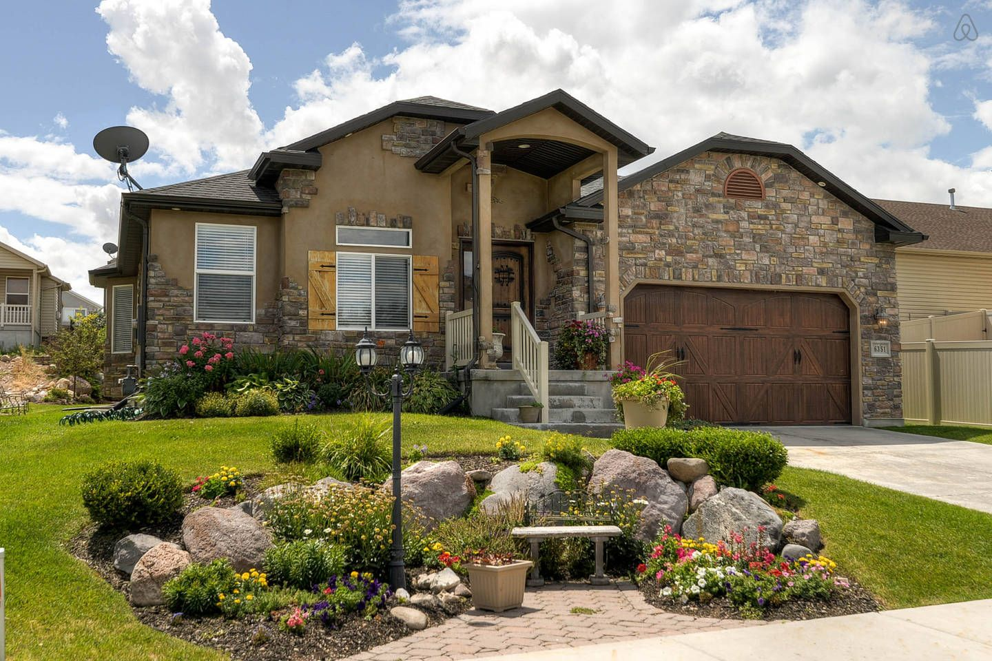 Salt Lake Home! Tons space vacation rental in