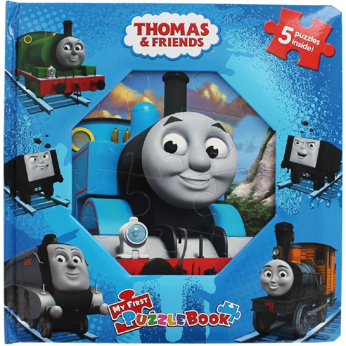 Davesdeals My First Puzzle B Http Davesdeals Com Au Products My First Puzzle Book Thomas Friends 1 Utm Cam Puzzle Books Thomas And Friends My Busy Books