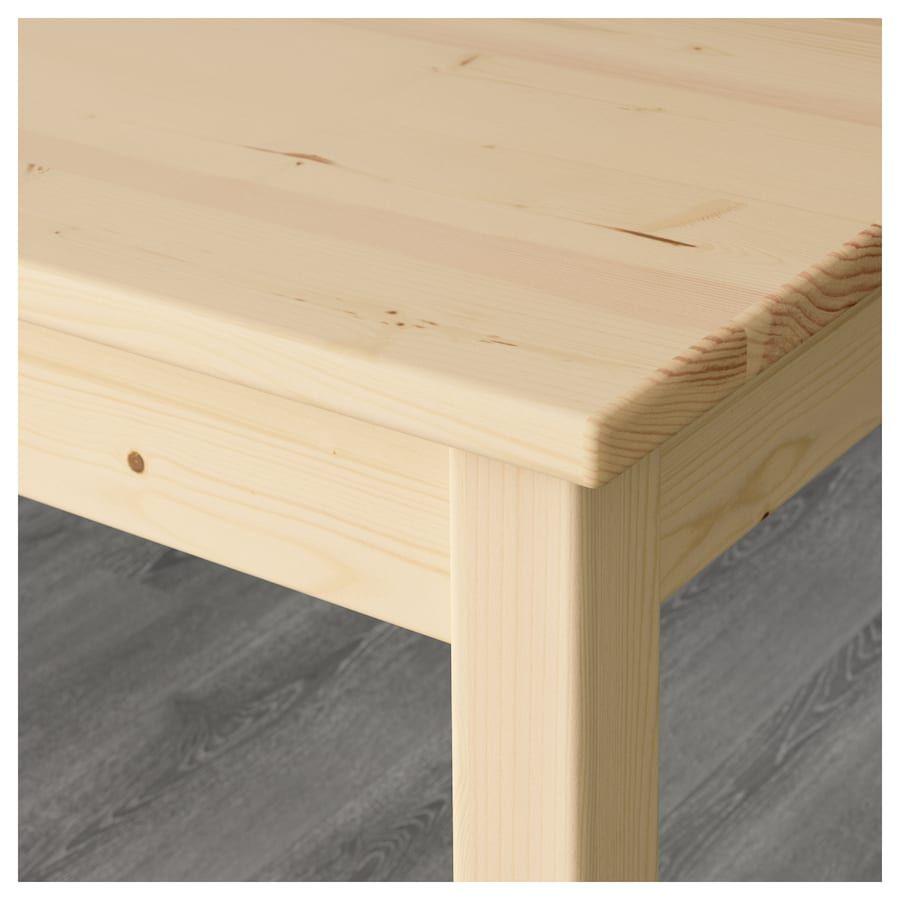 Ikea Ingo Pine Table Table Ikea Table Ikea