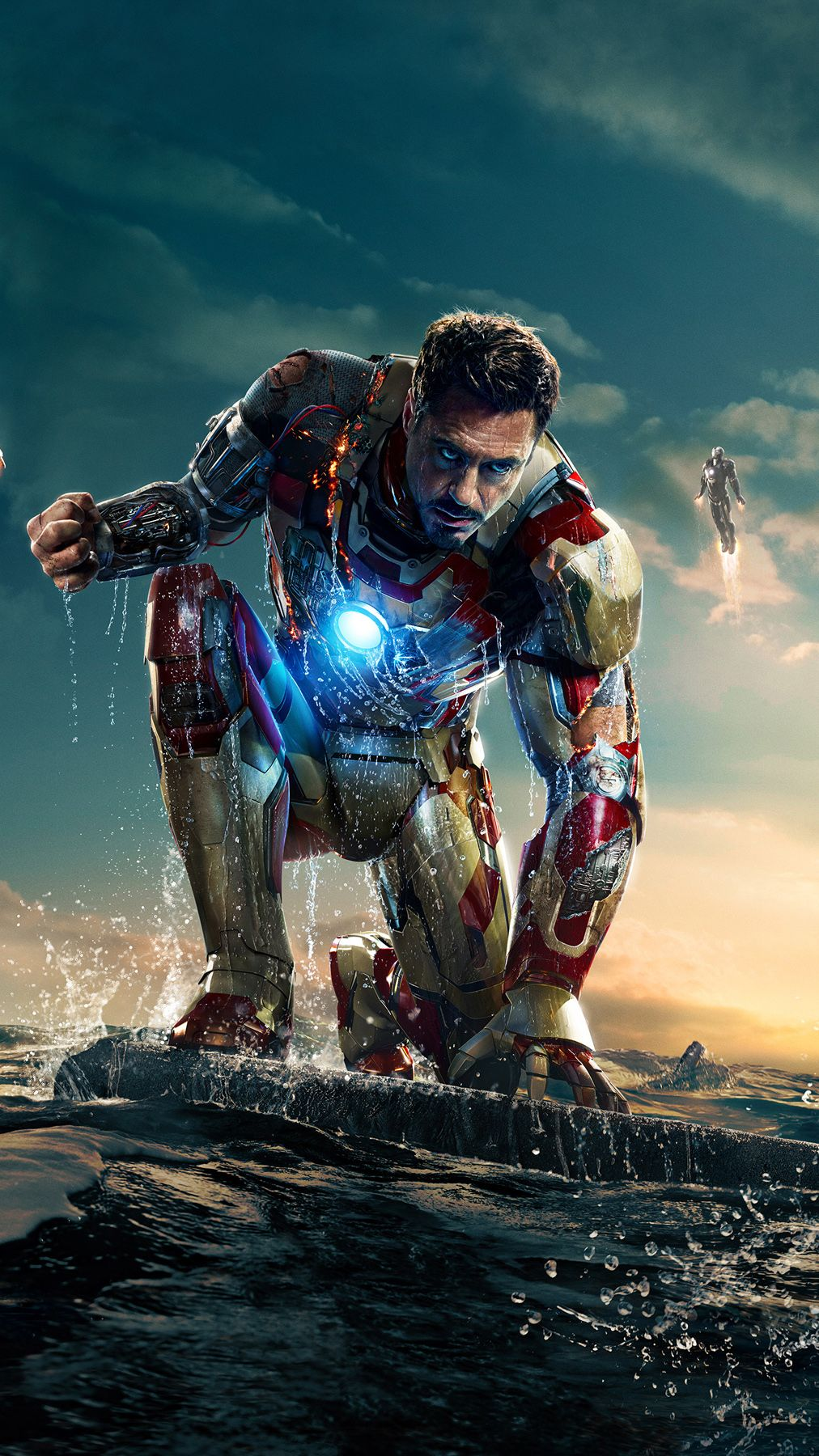 Iron Man Hd Wallpapers Backgrounds Wallpaper Iron Man Wallpaper