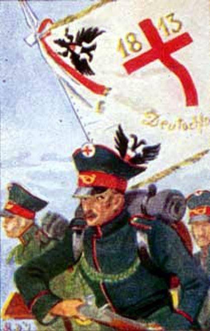Cacciatori della legione della città anseatica di  Lübeck
