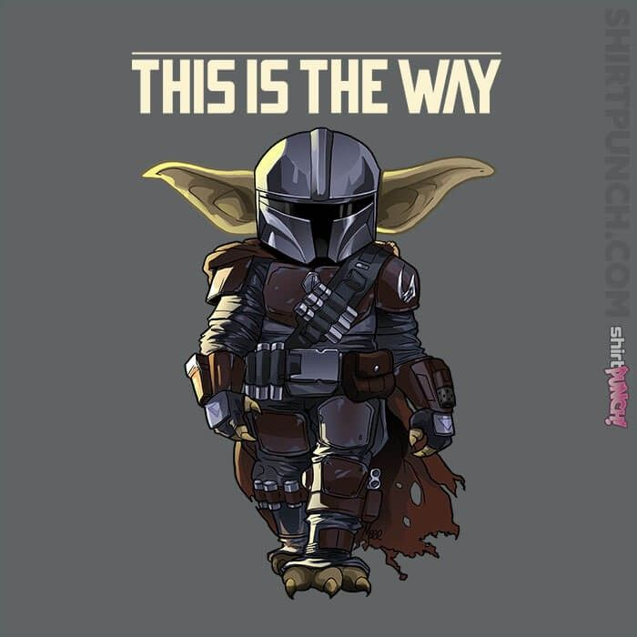 Baby Mando The World S Favorite Shirt Shop Shirtpunch In 2020 Star Wars Characters Star Wars Images Star Wars Awesome