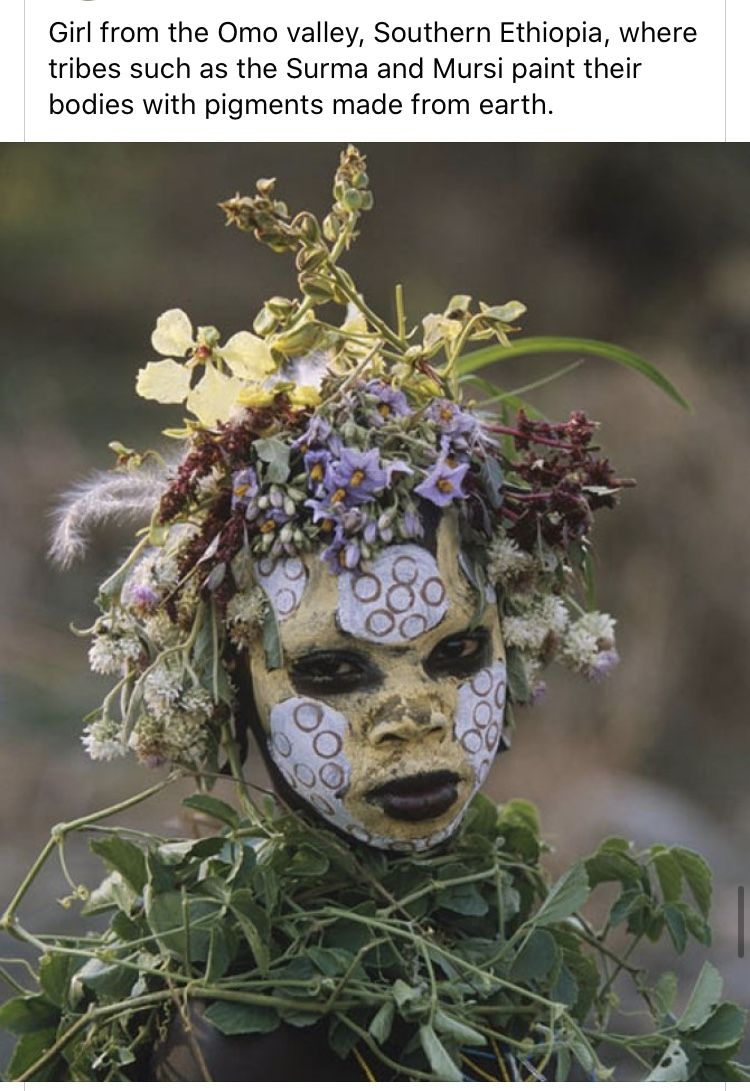 Pin by Anna on Odds and ends in 2020 Tribal face, Tribal