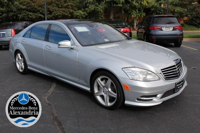Used 2010 Mercedes-Benz S-Class For Sale | Alexandria VA