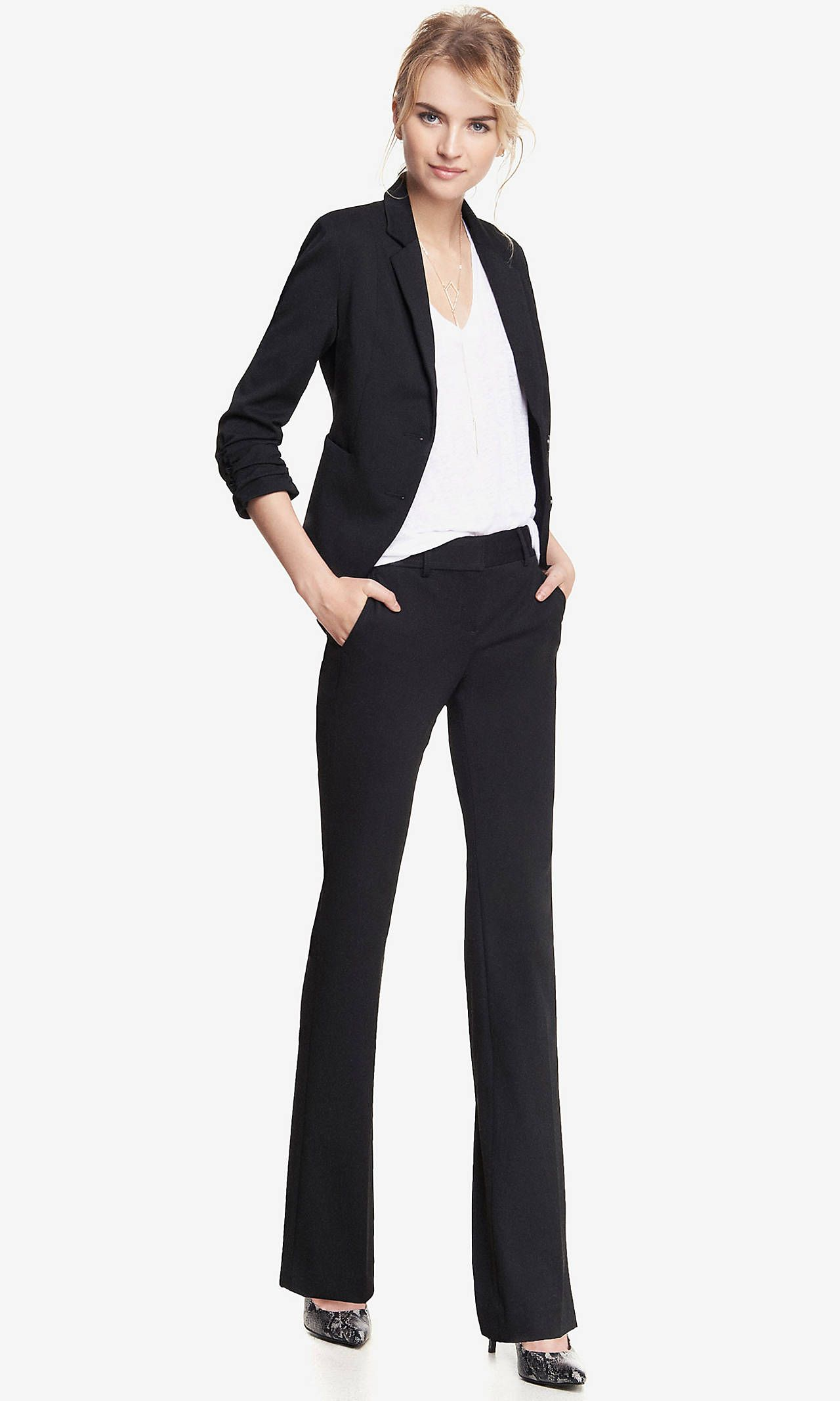 tall women dress pants | women pants | Pinterest | Women's dress ...